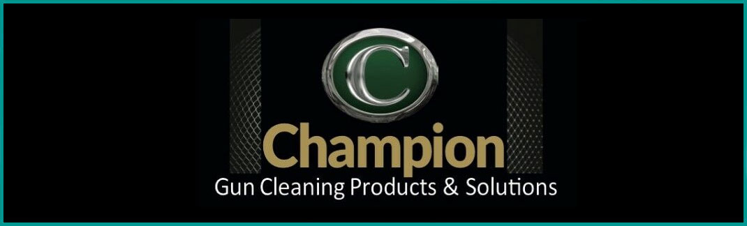 Champion Gun Cleaning