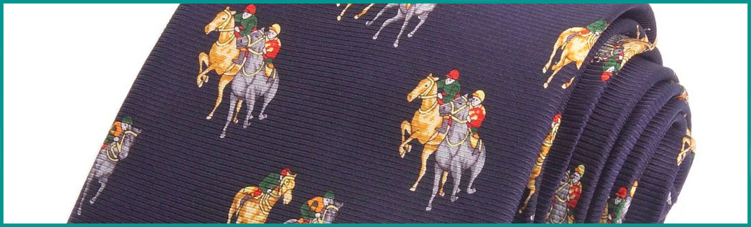 Ties, Bow Ties & Cravats