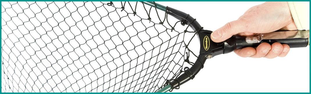 Nets, Reels & Rods