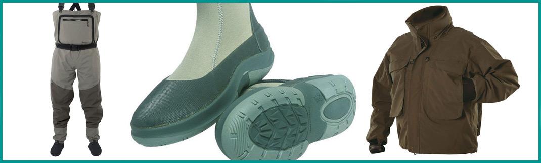 Waders & Waterproof Trousers