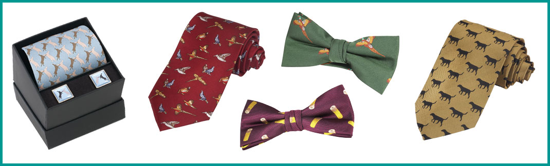 Ties, Bow Ties & Cravats