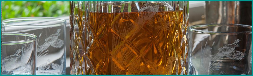 Decanters & Glassware