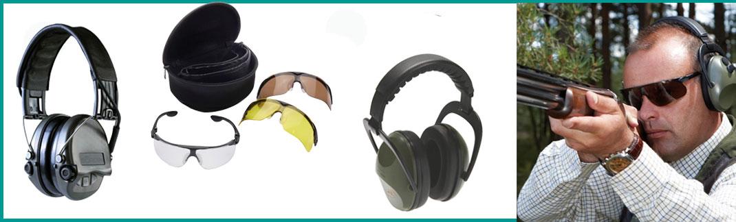 Hearing & Eye Protection