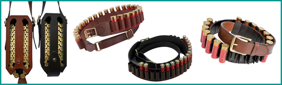 Cartridge Belts & Speedloaders