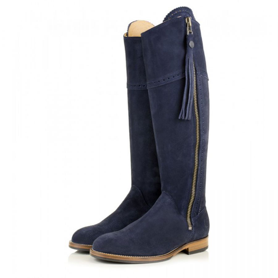 Ladies Spanish Style Boots with Tassel