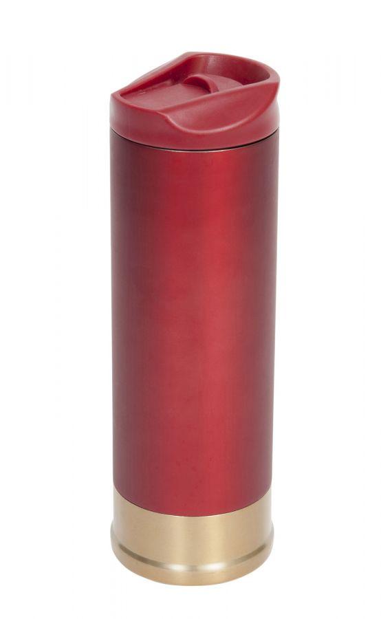 Novelty Gift Catalogs >> Shotgun Cartridge Travel Mug Flask