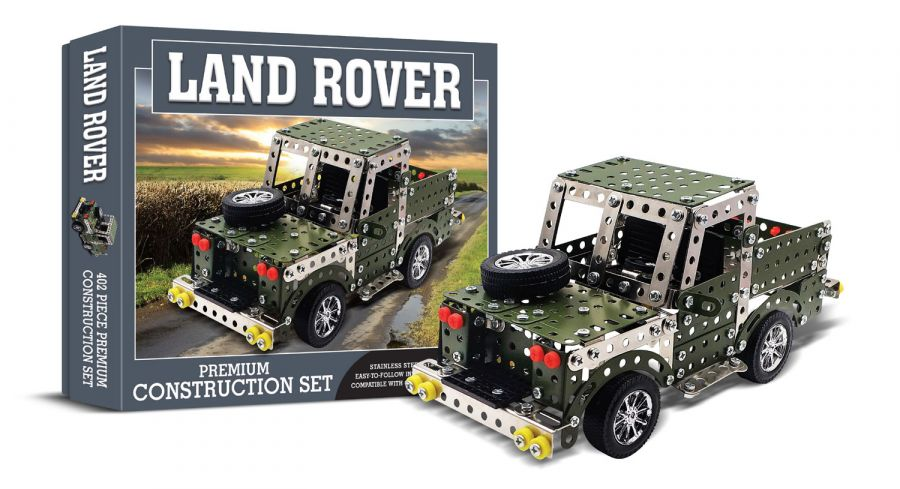 Land Rover Construction Set - Novelty Gifts - Gifts - Kids | Fur Feather and Fin
