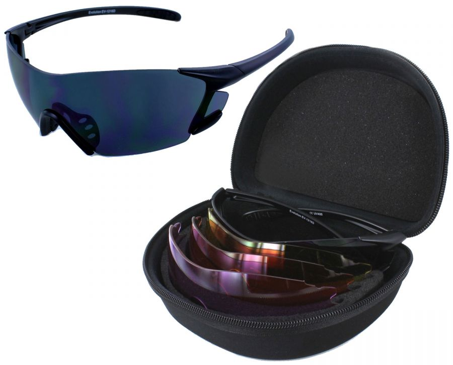 eadb0724cbd6 Evolution 4 Switch Shooting Glasses - Hearing & Eye Protection -  Accessories - Shooting | Fur Feather and Fin