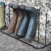4 Pair Boot Rack
