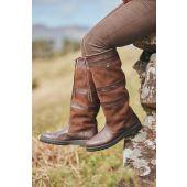 Dubarry Galway Regular Fit Boots - Walnut