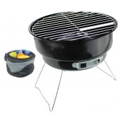 Folding BBQ with Cooler Bag