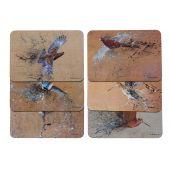 Game Bird Table Mats Set of 6
