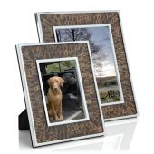 Hen Pheasant Feather Frame