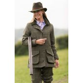 Albany Tweed Ladies Shooting Coat