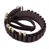 Havana Brown Closed Loop Cartridge Belt 12G