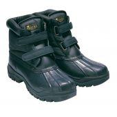 Velcro Boots