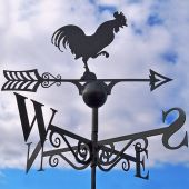 Weathervane Cockerel