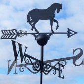 Weathervane Horse