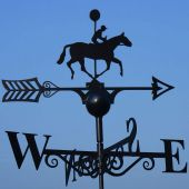 Weathervane Winning Post