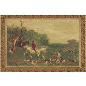 The English Hunt Wall Tapestry