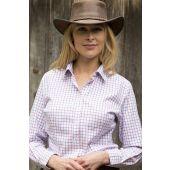 Alan Paine Bromford Ladies Shirt Pink/Lilac