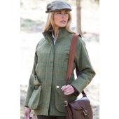 Alan Paine Ladies Tweed Shooting Coat