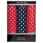 Handkerchiefs Red