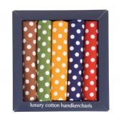 Cotton Boxed Hankies