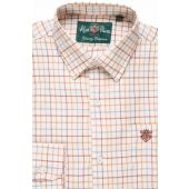 Alan Paine Kids Ilkley Shirt - Brown