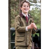 Alan Paine Kids Rutland Tweed Jacket