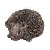 Squeak Hedgehog Miniature Bronze