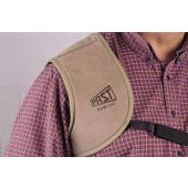 Past Recoil Shoulder Protection Pad