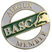 BASC Airgun Badge