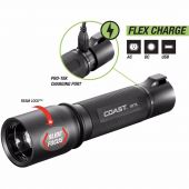 Hi-Spec Rechargeable Torch