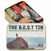 Backpackers Essential Survival Kit