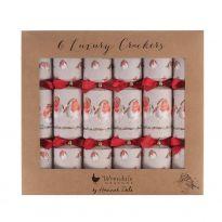 Wrendale Christmas Crackers - Robin