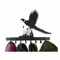 Flying Pheasant Coat Rack