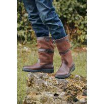 Dubarry Kildare Calf Height - Walnut