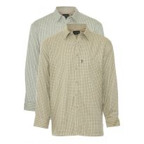 Fleeced Lined Shirts Pack of 2