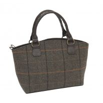 Ladies Tweed Tote Bag