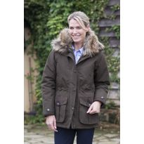 Ladies Gamekeeper Jacket Olive