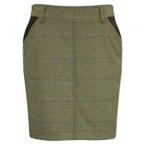 Alan Paine Ladies Combrook Skirt Juniper
