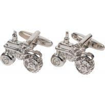 Country Cufflinks Tractor
