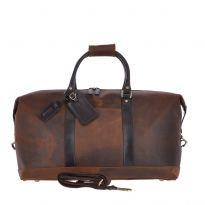 Oxford All Leather Weekender Bag