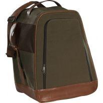 Harkila Retrieve Boot Bag Warm Olive