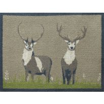 Stags Doormat