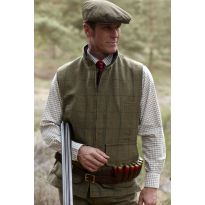 Alan Paine Rutland Tweed Shooting Gilet
