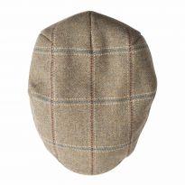 NEW Balmoral Classic Tweed Caps - Teal