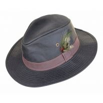 Wax Rambler Hat