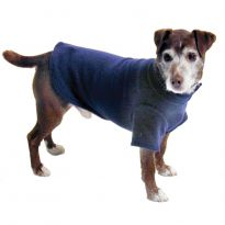 Water Repellent Dog Jumper - Blue